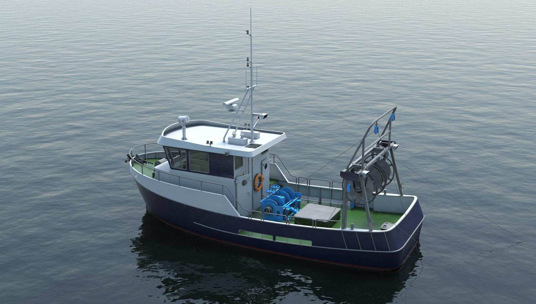 рыболовные судна сша продажа